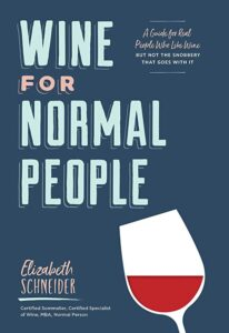 Image result for wine for normal people