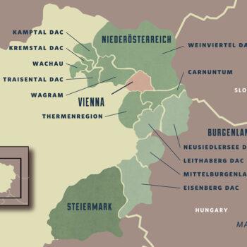 Old World Wine Regions - Austria