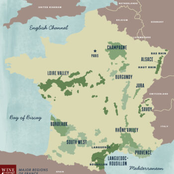 Old World Wine Regions - France