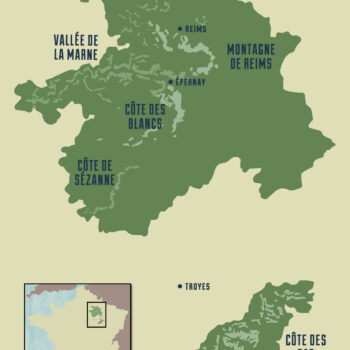 Old World Wine Regions - France - Champagne