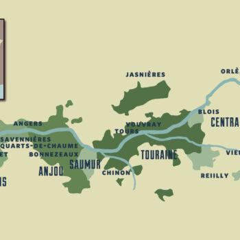 Old World Wine Regions - France - Loire