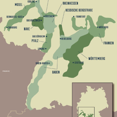 Old World Maps European Wine Regions Wine For Normal People