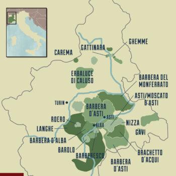 Old World Wine Regions - Italy - Piedmont