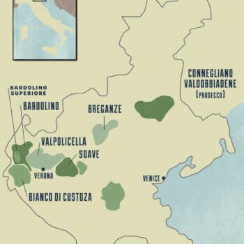 Old World Wine Regions - Italy - Veneto